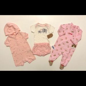 Other - NWT baby girl size 3 months